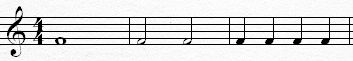 basic rhythm exercise