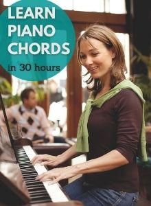 My piano chords course