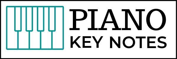 Piano Key Notes: Learning Piano