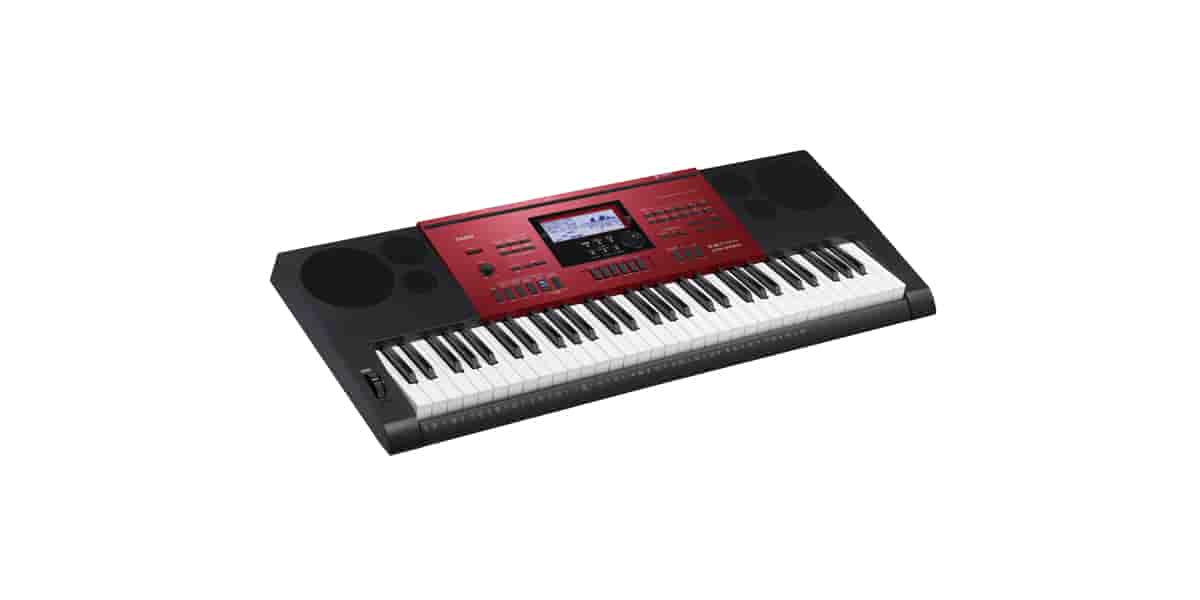 Casio Keyboard for Songwriters