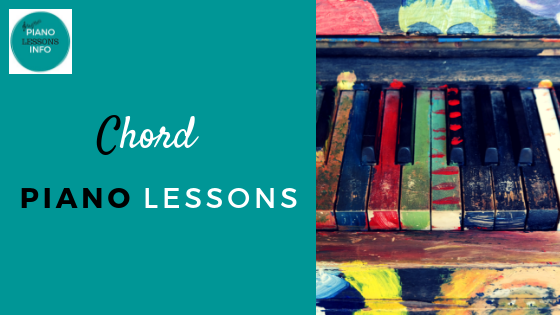 Chord Piano Lessons