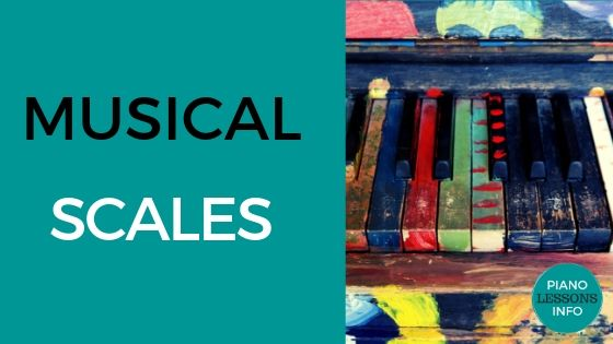 List of Musical Scales
