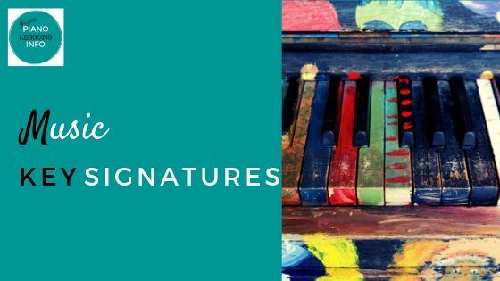 Music Key Signatures