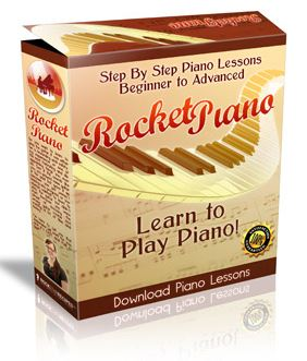 Rocket Piano Lessons Online
