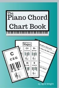 Piano Chord Charts Book