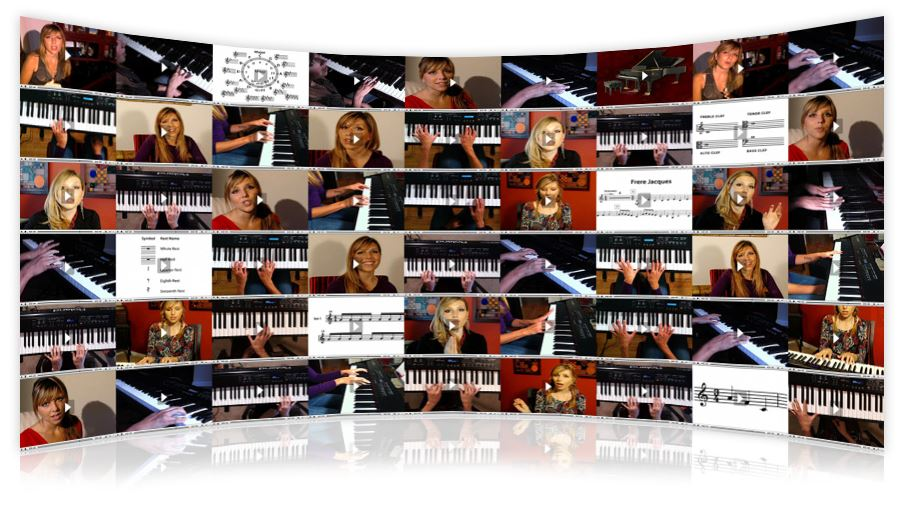 Play Piano in 30 Days