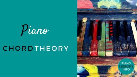 Piano Chords Theory