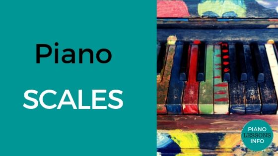 Piano Music Scales