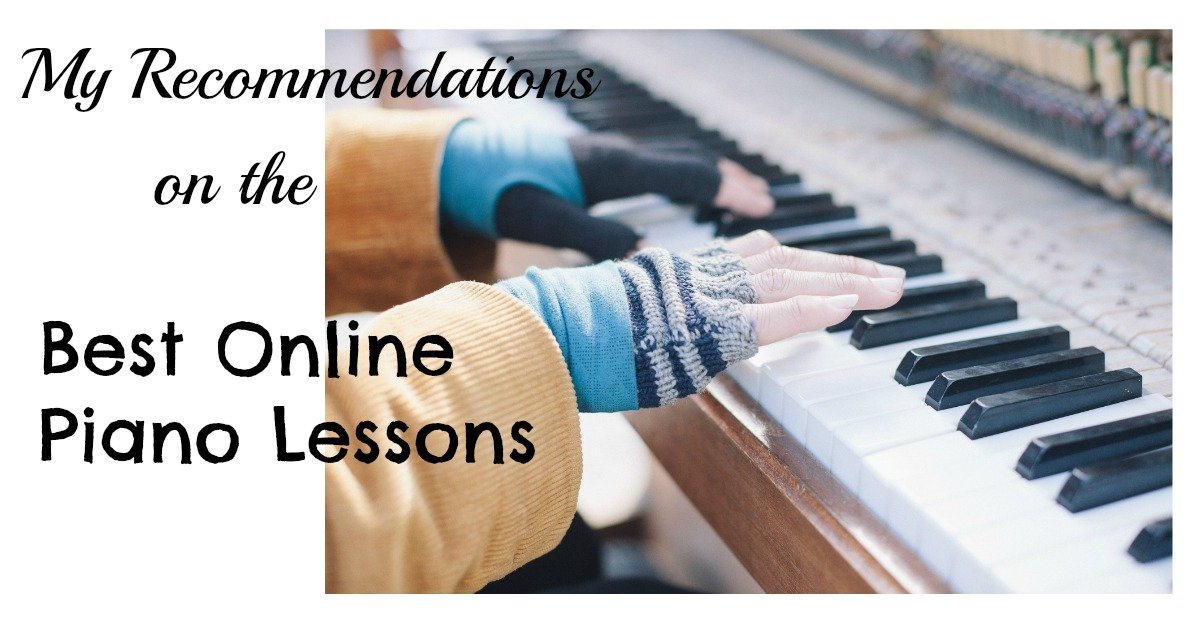 Recommendations on The Best Online Piano Lessons