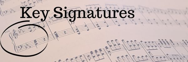 Scales Help You Learn Key Signatures